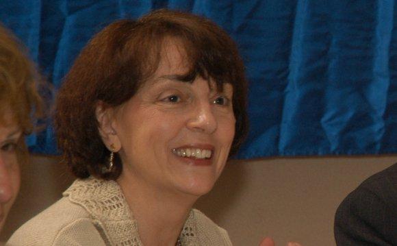 Beatriz ChampagneCopresident