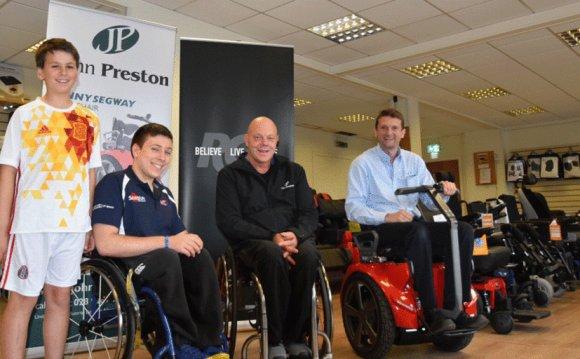 Active wheelchairs Belfast Tel