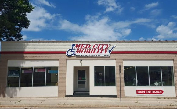 Welcome to Med City Mobility