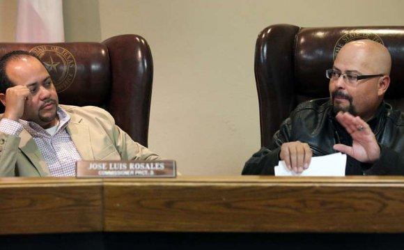 Maverick County Commissioners