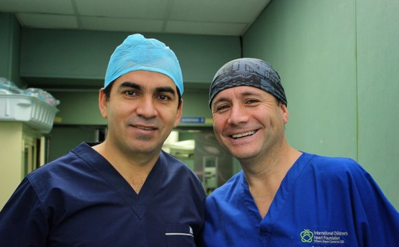Dr. Montero and Dr. Soto