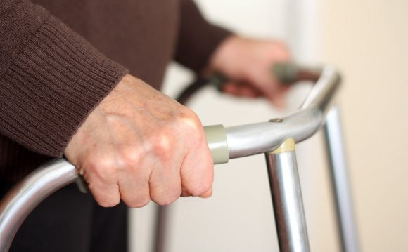 Use of walking aids jumps 50%