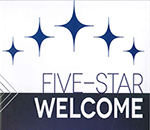 5 star welcome