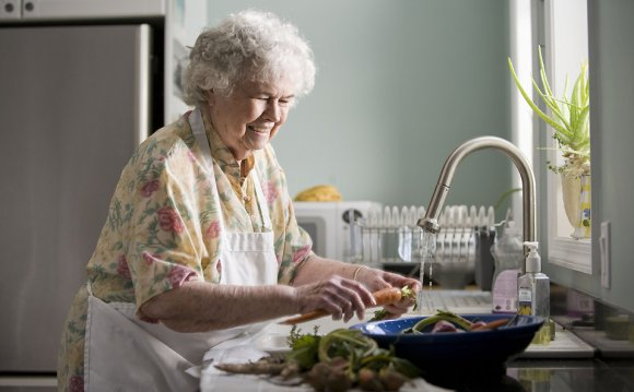 Seniors Living Independently