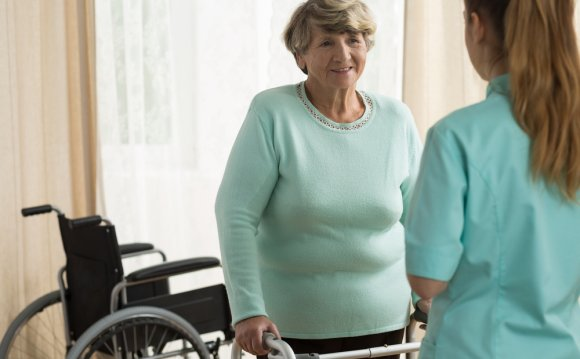 Nursing care for elderly at home Heredia
