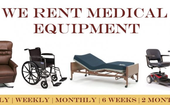 Medical supplies for elderly