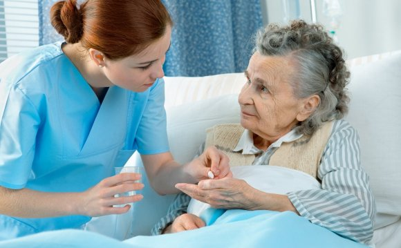 Financing nursing home care Central American