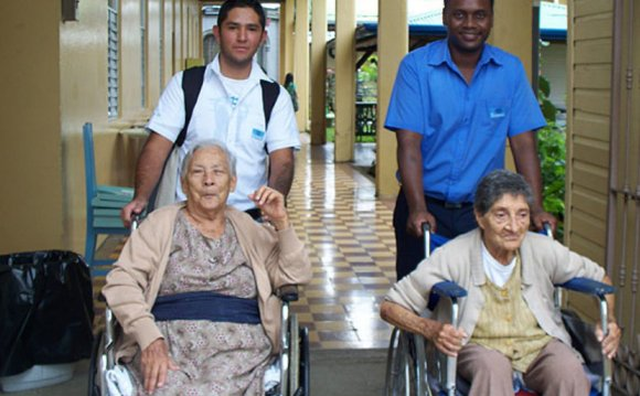 Nursing homes for elderly Costa Rica