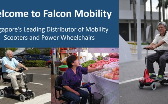 Mobility devices for elderly