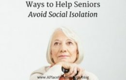 techniques to assist Seniors Avoid personal Isolation